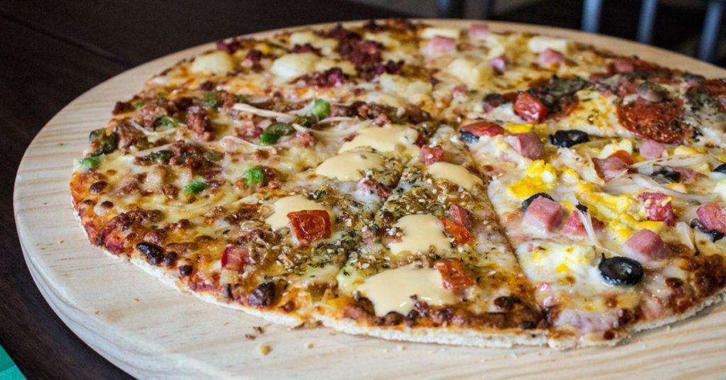 Concepto pizza
