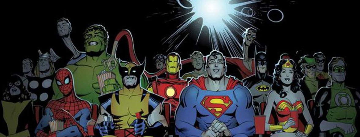 Top 5 de las mejores adaptaciones de cómics en el cine