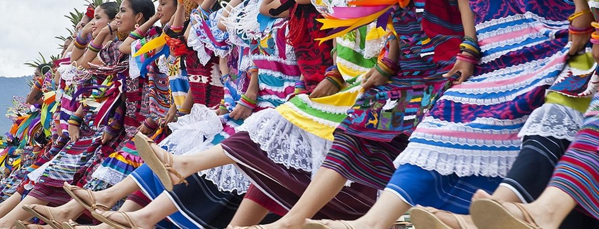 Festival de la Guelaguetza en Oaxaca