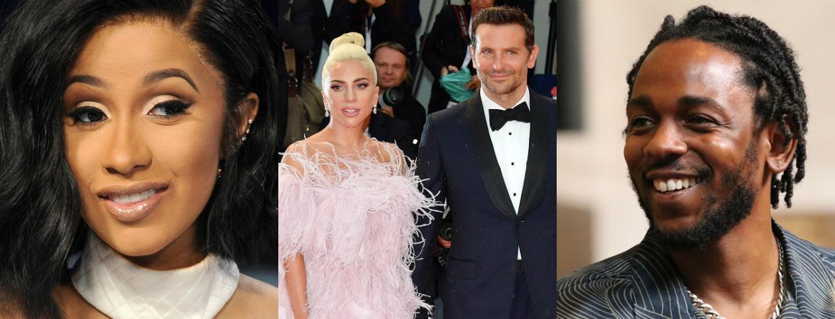 Premios Grammy 2019, quienes son los posible GANADORES