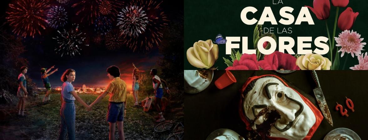 7 fascinantes secuelas de series que todos esperamos ver en Netflix