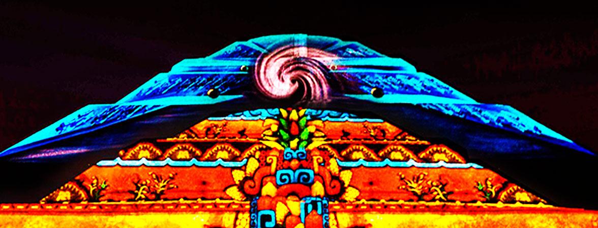 Explora el túnel secreto de Quetzalcóatl con la magia de la realidad virtual