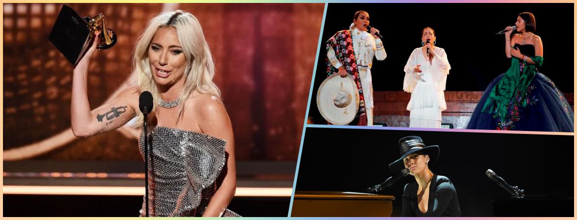 7 detalles que dieron la nota en los Grammy 2019