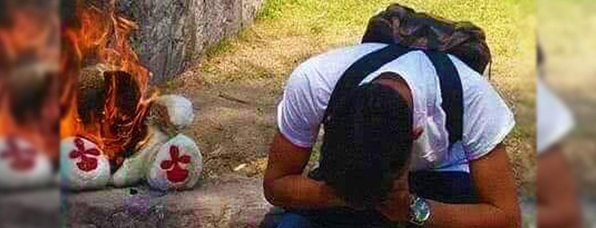 10 soldados caídos que fueron humillados en san Valentín